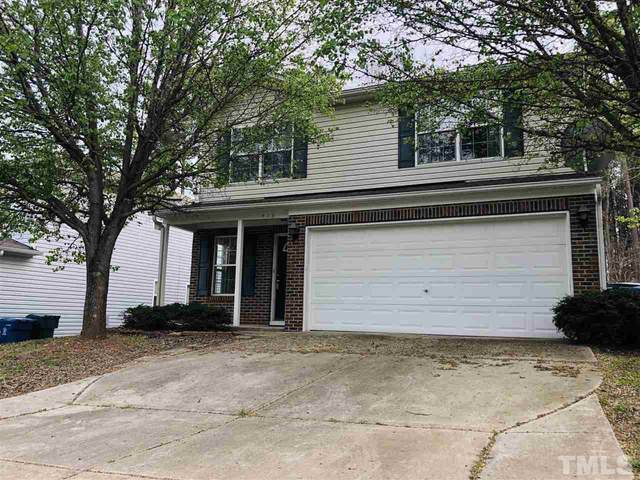 418 Summer Breeze Drive, Durham, NC 27704 (MLS #2310731) :: The Oceanaire Realty