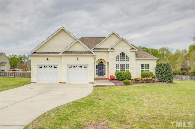 416 Spruce Meadows Lane, Willow Spring(s), NC 27592 (#2310738) :: Team Ruby Henderson