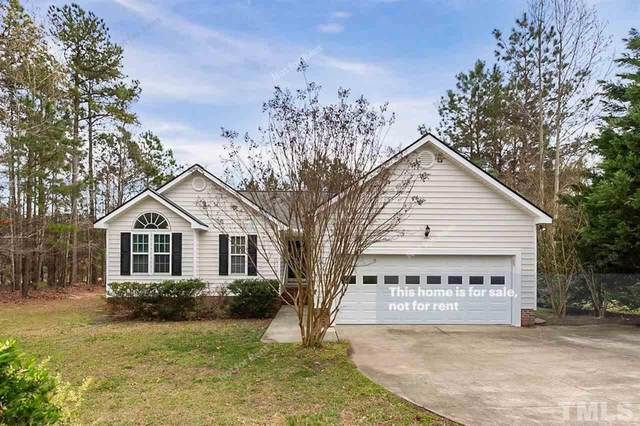 35 Spencers Gate Drive, Youngsville, NC 27596 (#2310746) :: The Beth Hines Team