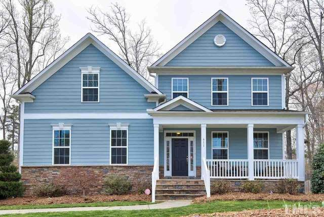 611 E Hatterleigh Avenue, Hillsborough, NC 27278 (#2310754) :: Dogwood Properties