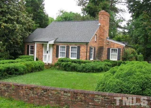 319 Church Street, Warrenton, NC 27589 (#2310771) :: The Perry Group