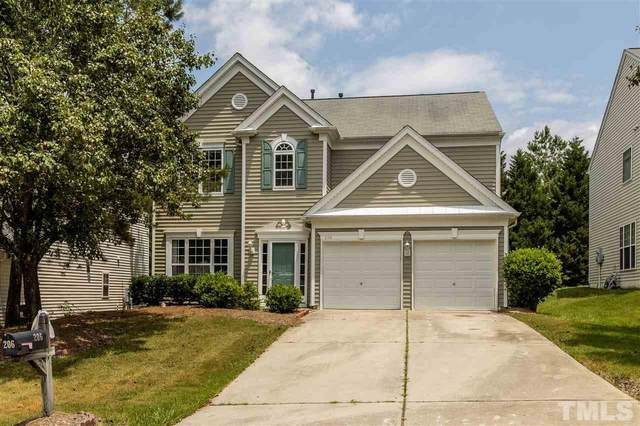 206 Crescendo Drive, Morrisville, NC 27560 (#2310791) :: M&J Realty Group