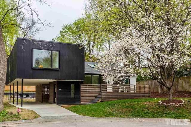 500 Moseley Lane, Raleigh, NC 27601 (#2310794) :: Dogwood Properties