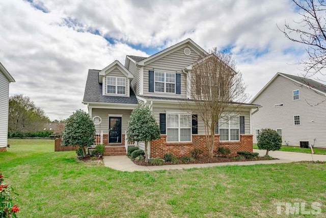 1676 Maizefield Lane, Fuquay Varina, NC 27526 (#2310798) :: Foley Properties & Estates, Co.