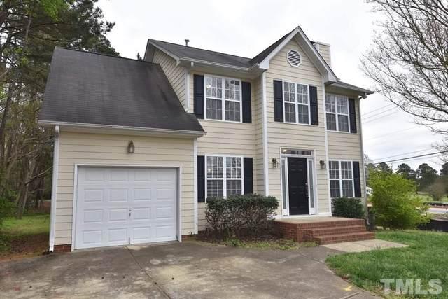 2841 Tryon Pines Drive, Raleigh, NC 27603 (#2310800) :: Dogwood Properties