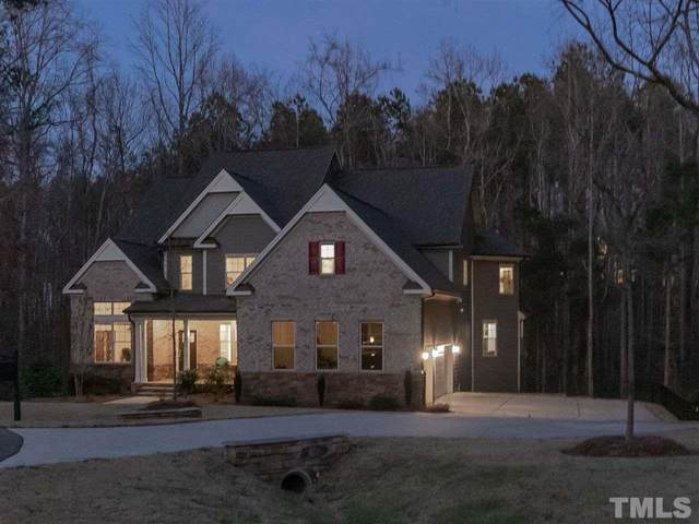 94 Mossy Creek Court, Pittsboro, NC 27312 (#2310811) :: The Jim Allen Group