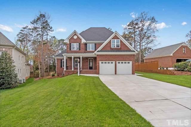 5801 Bramblewood Drive, Raleigh, NC 27612 (#2310812) :: M&J Realty Group