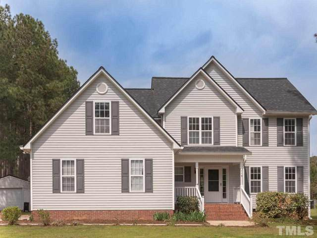 113 Rustic Lane, Smithfield, NC 27577 (#2310822) :: The Jim Allen Group