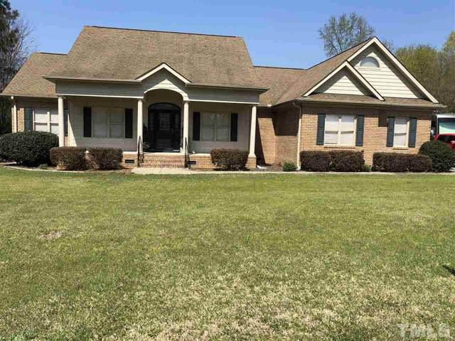 1713 Lakeshore Drive, Dunn, NC 28334 (#2310827) :: Sara Kate Homes