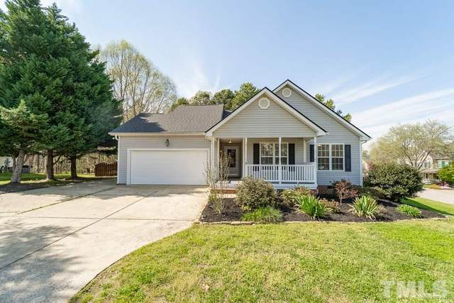 100 Moss Rock Court, Holly Springs, NC 27540 (#2310841) :: The Results Team, LLC
