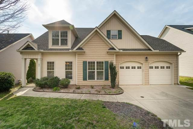 197 Summerwind Plantation Drive, Garner, NC 27529 (#2310844) :: The Jim Allen Group