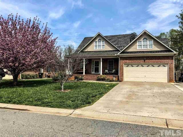 214 Beauregard Lane, Mebane, NC 27302 (#2310874) :: Dogwood Properties