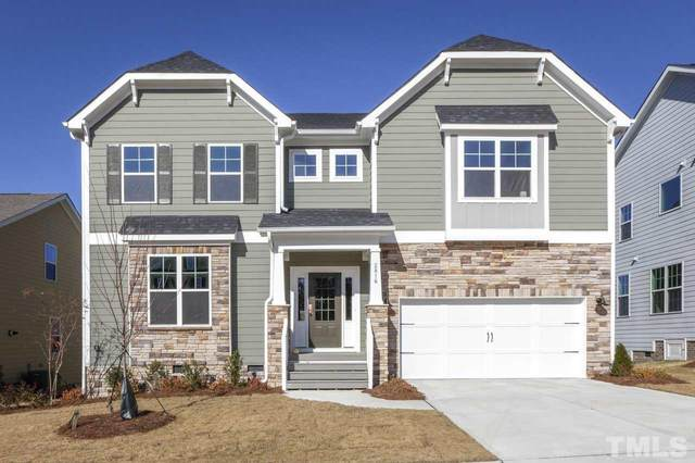 417 Cahors Trail #136, Holly Springs, NC 27540 (#2310875) :: Dogwood Properties