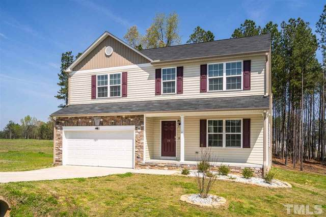 77 Big Horn Lane, Clayton, NC 27527 (#2310880) :: Raleigh Cary Realty