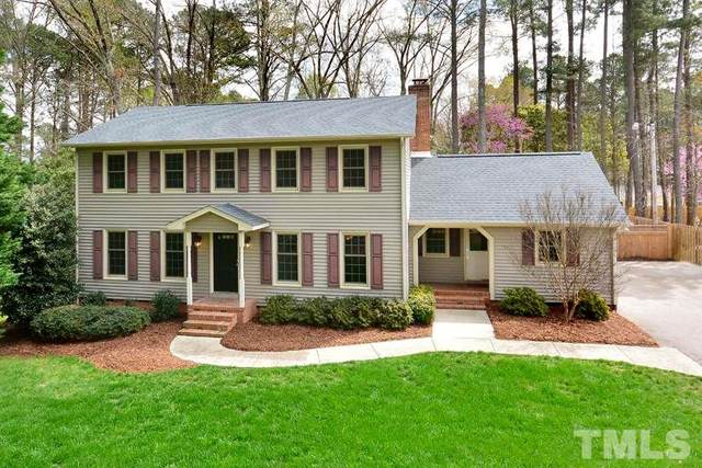 5418 Russell Road, Durham, NC 27712 (MLS #2310891) :: The Oceanaire Realty
