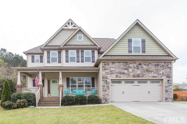 20 Walnut View Court, Youngsville, NC 27596 (#2310904) :: The Beth Hines Team