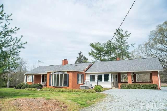 1860 Flat River Church Road, Roxboro, NC 27574 (#2310932) :: The Beth Hines Team