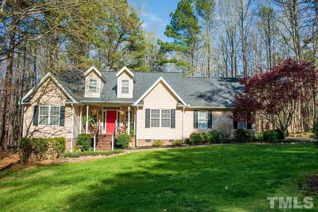 3621 Sleepy Hollow Road, Wake Forest, NC 27587 (MLS #2310961) :: The Oceanaire Realty