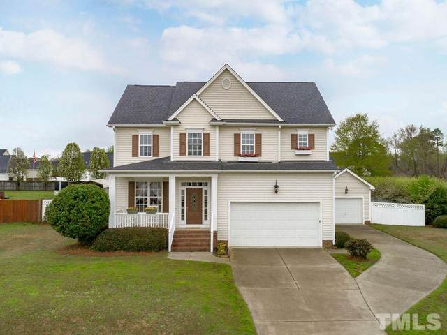 2124 Arcola Way, Willow Spring(s), NC 27592 (#2310962) :: The Beth Hines Team