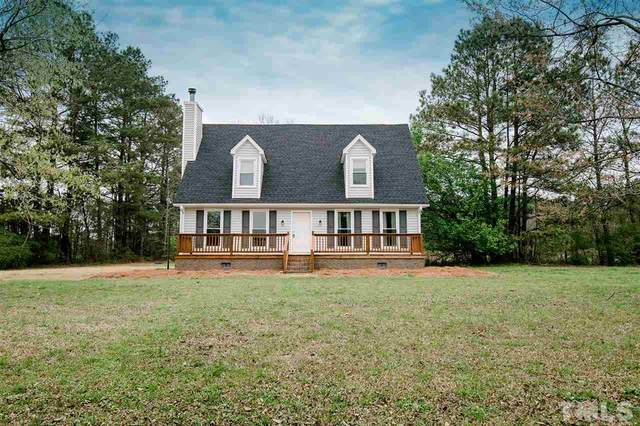 2715 Lizzie Mill Road, Selma, NC 27576 (#2310969) :: The Beth Hines Team