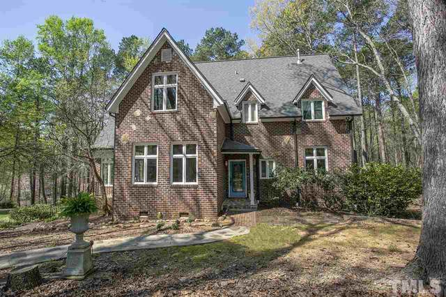 129 Marcus Road, Chapel Hill, NC 27514 (#2310978) :: The Jim Allen Group