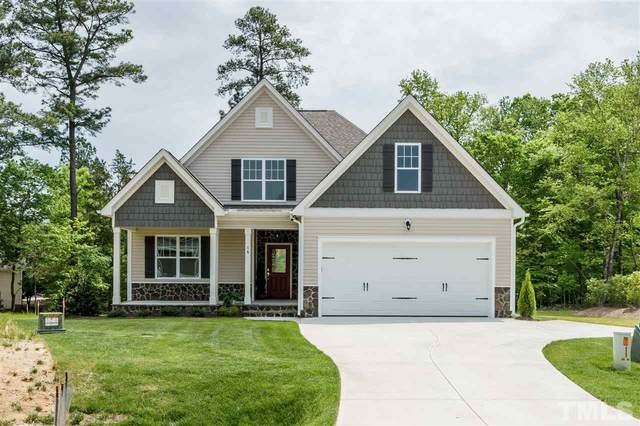 15 Walking Trail, Youngsville, NC 27596 (#2310984) :: The Jim Allen Group