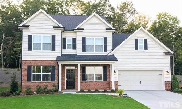 655 Botan Way, Hillsborough, NC 27278 (#2310995) :: Dogwood Properties