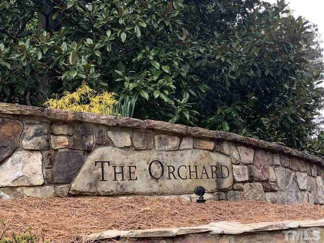 Lot 8 Bennett Orchard Trail, Chapel Hill, NC 27516 (#2311006) :: Team Ruby Henderson