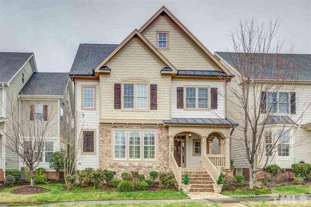 707 Water Hickory Drive, Cary, NC 27519 (#2311013) :: Marti Hampton Team brokered by eXp Realty