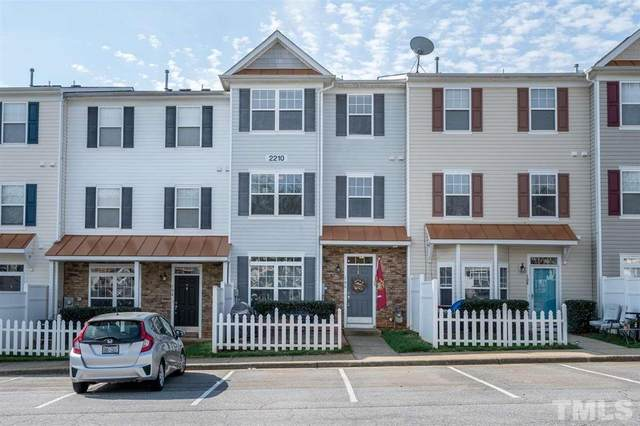 2210 Raven Road #106, Raleigh, NC 27614 (#2311024) :: Real Estate By Design