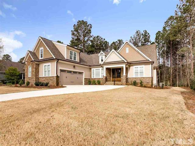 791 Cabin Creek, Pittsboro, NC 27312 (#2311036) :: The Jim Allen Group