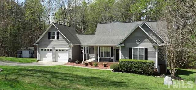 2025 Lonesome Dove Drive, Franklinton, NC 27525 (#2311041) :: Real Estate By Design