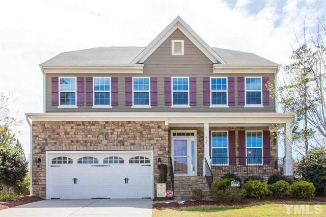 405 Birkby Way, Holly Springs, NC 27540 (#2311078) :: RE/MAX Real Estate Service