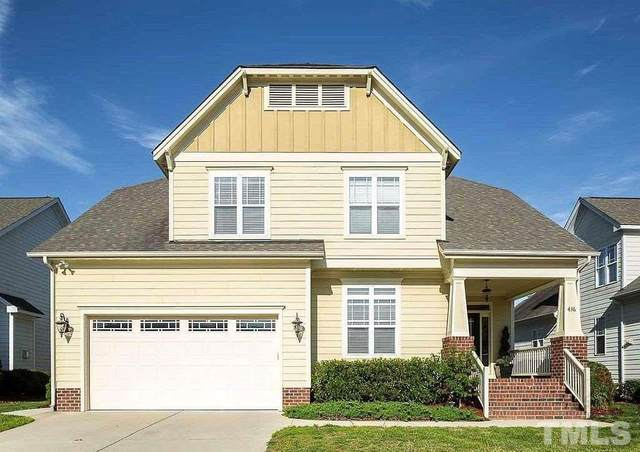 436 Beckwith Avenue, Clayton, NC 27527 (#2311085) :: M&J Realty Group