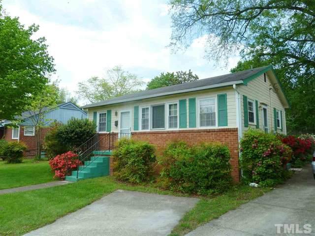 310 Sunset Drive, Chapel Hill, NC 27516 (#2311095) :: Classic Carolina Realty