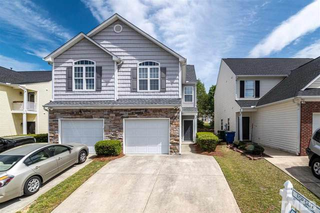 2200 Thornblade Drive, Raleigh, NC 27604 (#2311117) :: Raleigh Cary Realty