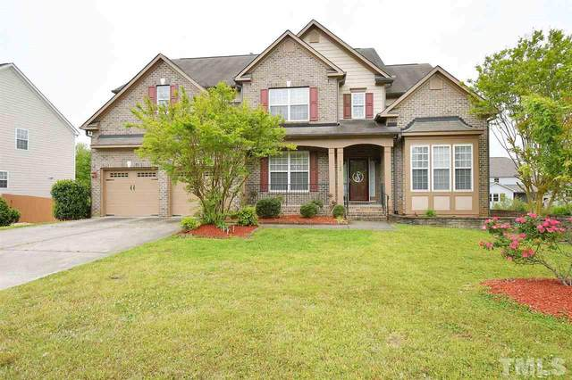 2100 Lower Lake Road, Wake Forest, NC 27587 (#2311141) :: The Rodney Carroll Team with Hometowne Realty