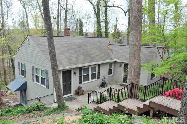 505 Pine Bluff Trail, Chapel Hill, NC 27516 (#2311164) :: The Jim Allen Group