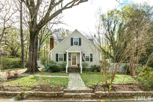 9 Davie Circle, Chapel Hill, NC 27514 (#2311229) :: The Jim Allen Group