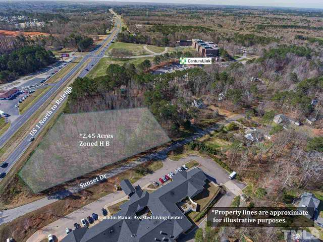 0 Us 1 Highway, Youngsville, NC 27596 (#2311242) :: Realty World Signature Properties