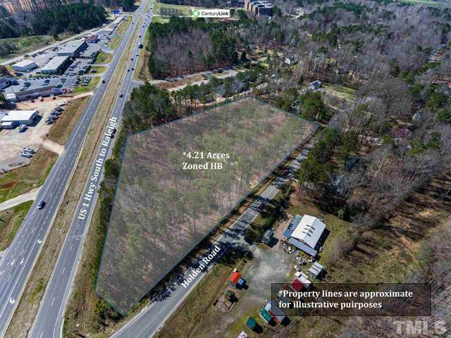 0 N Us 1 North Highway, Youngsville, NC 27596 (#2311245) :: Real Estate By Design