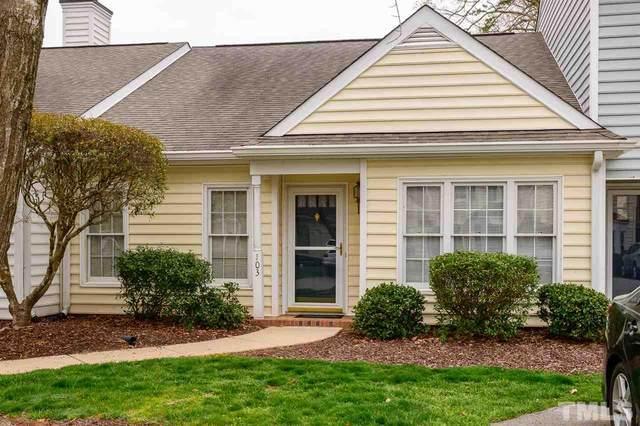 103 Linville River Road, Cary, NC 27511 (#2311265) :: Classic Carolina Realty