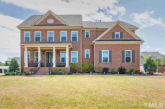 109 Painted Creek Way, Apex, NC 27539 (#2311281) :: M&J Realty Group