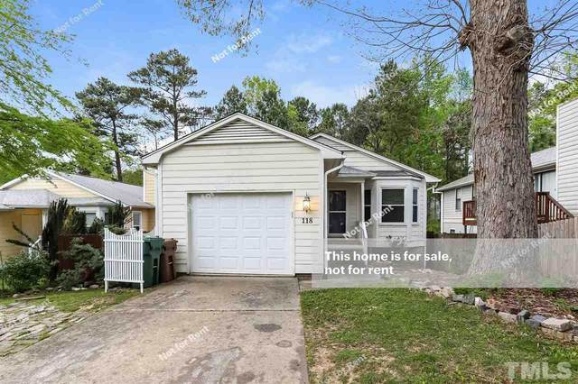 118 Oak Hill Loop, Cary, NC 27513 (#2311312) :: RE/MAX Real Estate Service