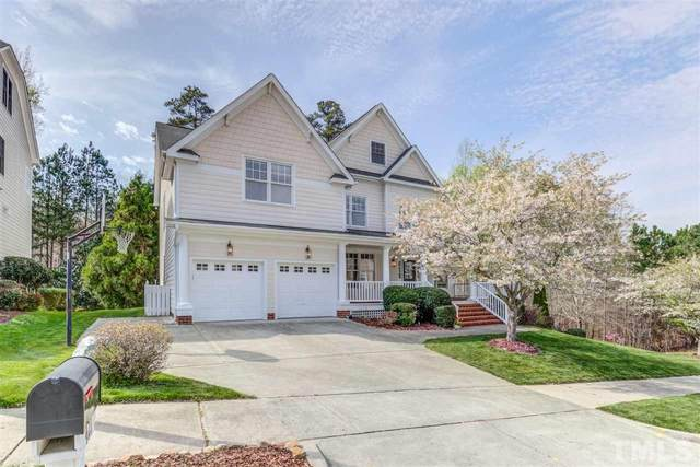 421 Waverly Hills Drive, Cary, NC 27519 (#2311332) :: Marti Hampton Team brokered by eXp Realty