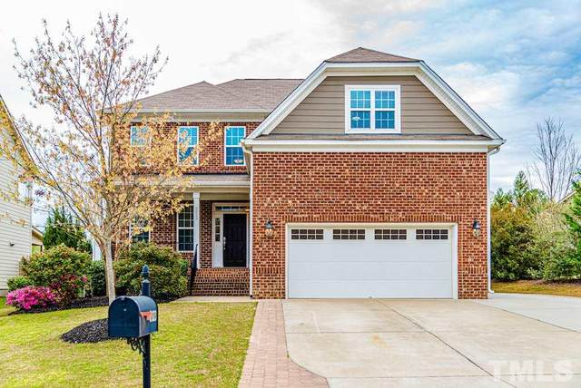 2023 Lazio Lane, Apex, NC 27502 (#2311394) :: M&J Realty Group