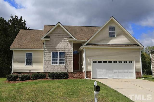 605 Quail Court, Creedmoor, NC 27522 (#2311409) :: The Perry Group