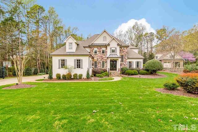 5224 Newstead Manor Lane, Cary, NC 27606 (#2311422) :: Sara Kate Homes