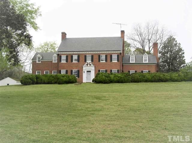 267 Washington Street, Boydton, VA 23917 (#2311433) :: Classic Carolina Realty
