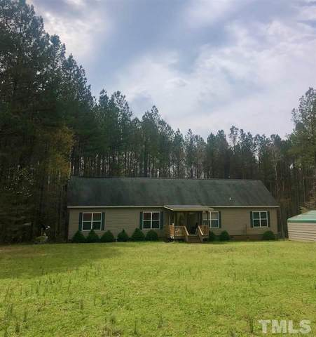 2342 Thomas Kelly Road, Sanford, NC 27330 (#2311442) :: The Perry Group